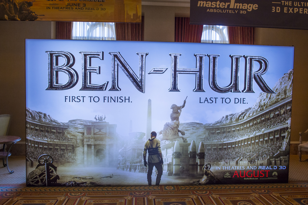 Could The Movie Ben-Hur Be Made Today?