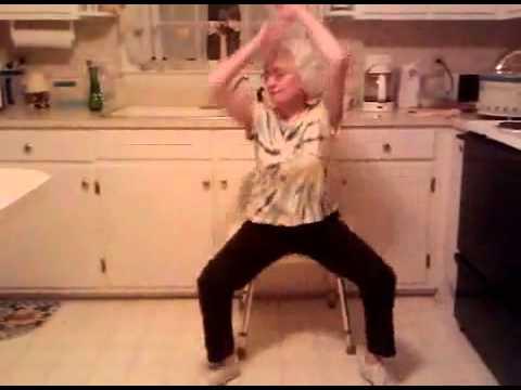 Dancing like Usher