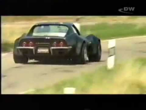 1970 Corvette Stingray C3 WideBody Custom