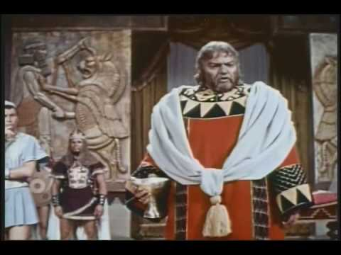 DAVID AND GOLIATH (1960) CLASSIC MOVIE CLIP