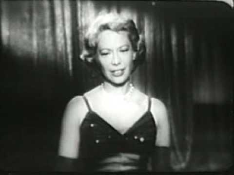 "1950s Classic Television: Dinah Shore sings ""Imagination"" (Aired Live in 1956)"