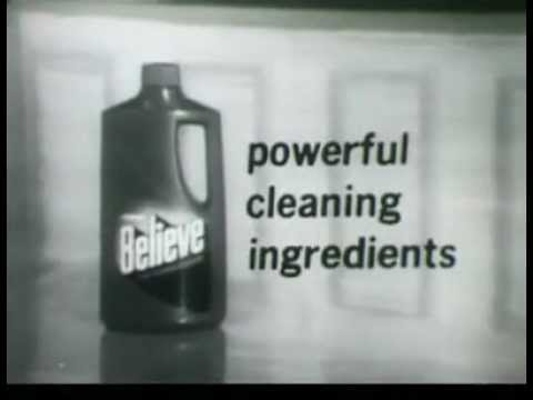 Classic Television Commercials 60-70's (S)