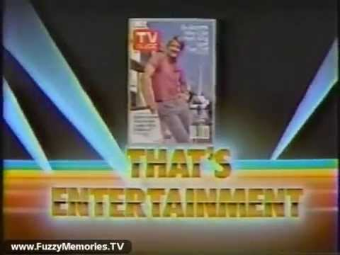 "TV Guide – ""That's Entertainment"" (Commercial, 1985)"
