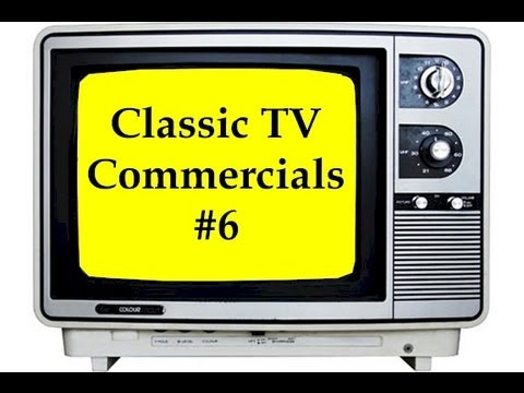 Old Classic Television Commercials #6