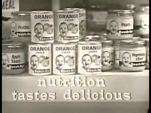 Classic Television Commercials 60-70's (B)