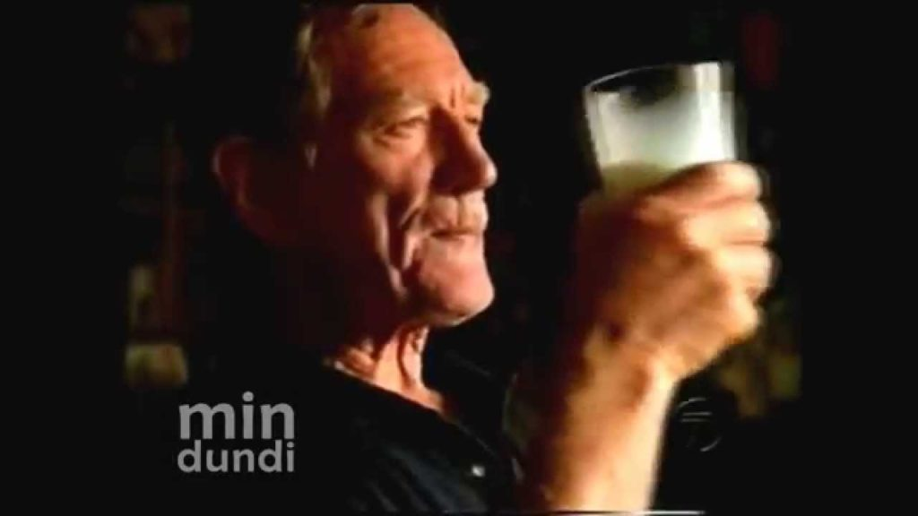 Milk Legendary Stuff – Funny Australian Commercial – Retired milkman still doing the rounds