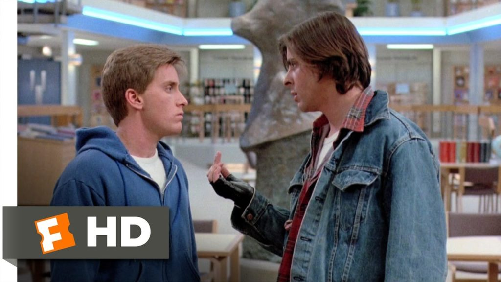 The Breakfast Club (4/8) Movie CLIP – Getting to Know Each Other (1985) HD