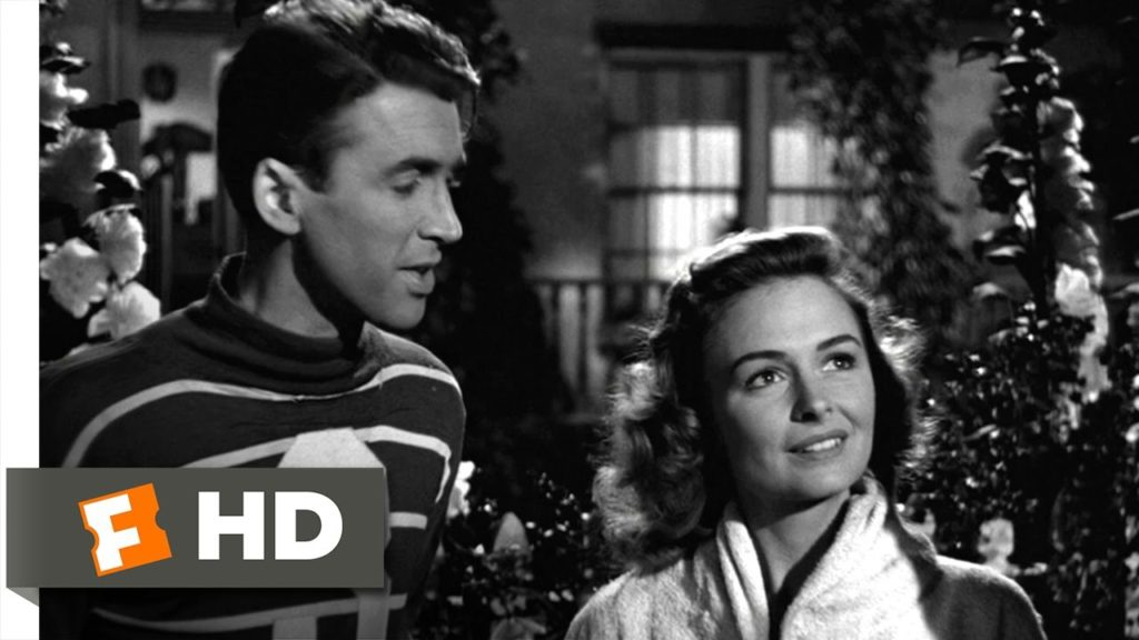 It's a Wonderful Life (2/9) Movie CLIP – Lasso the Moon (1946) HD