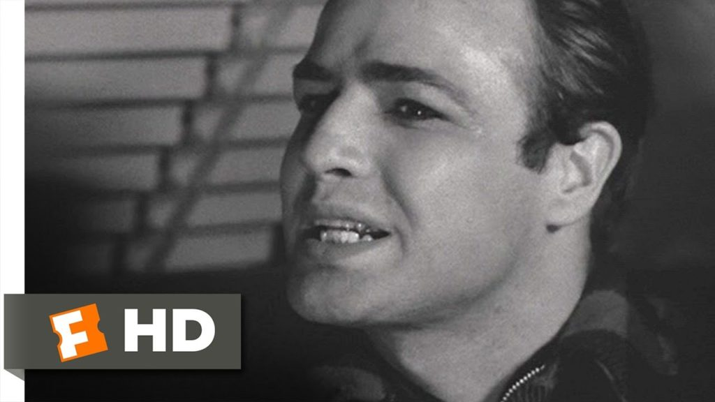 I Coulda Been a Contender – On the Waterfront (6/8) Movie CLIP (1954) HD