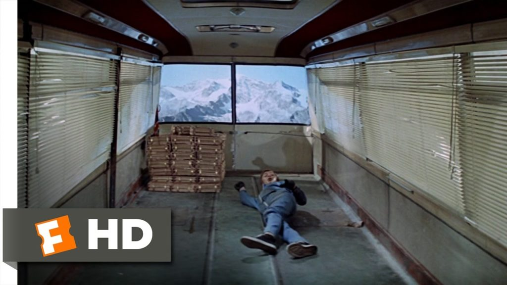 Cliffhanger – The Italian Job (10/10) Movie CLIP (1969) HD