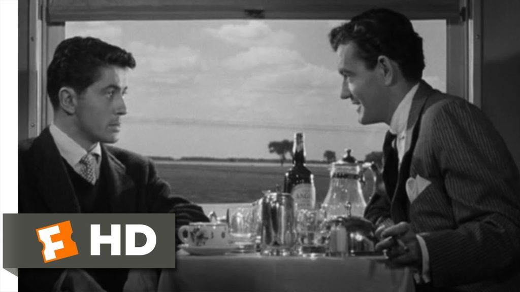 A Perfect Murder – Strangers on a Train (2/10) Movie CLIP (1951) HD
