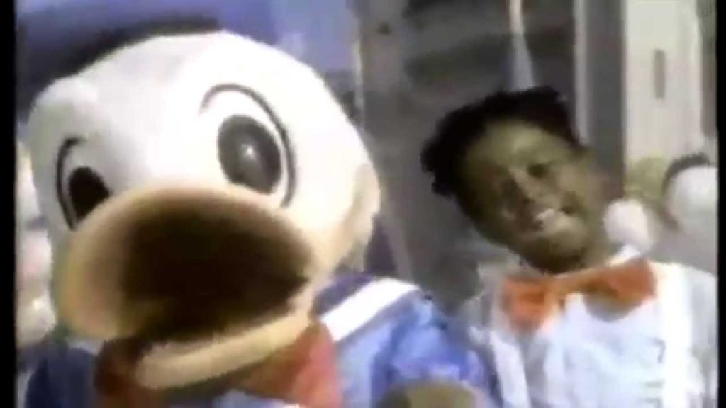 "Walt Disney World Classic Television Commercial #5 ""Huxtable Family Disney Vacation!"" Orlando Magic"