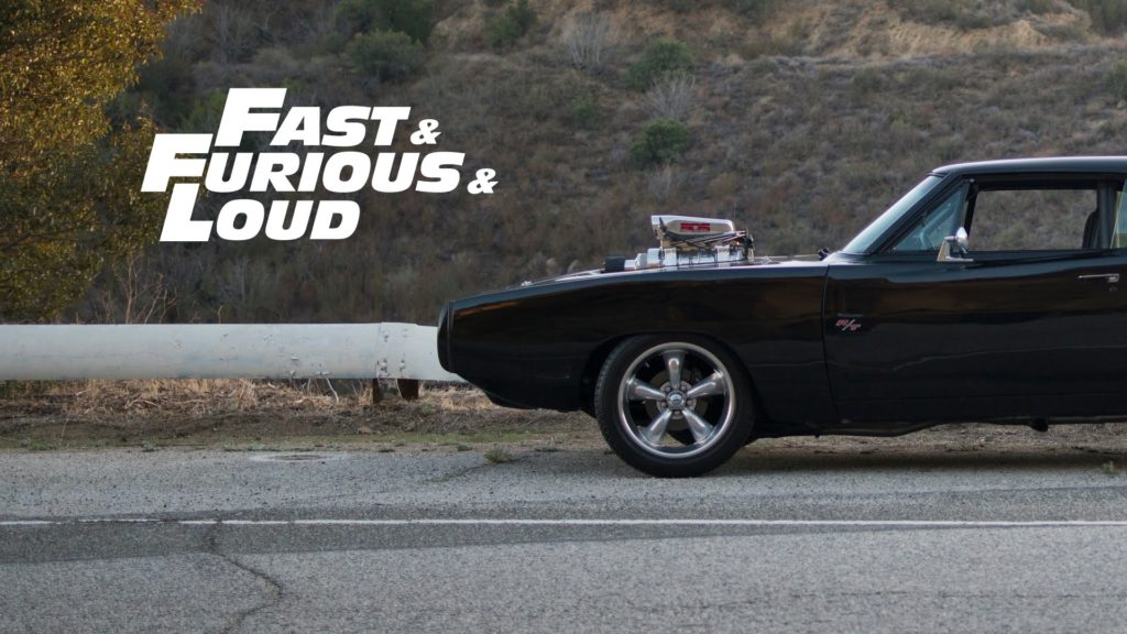 1970 Dodge Charger R/T – FAST, FURIOUS and LOUD