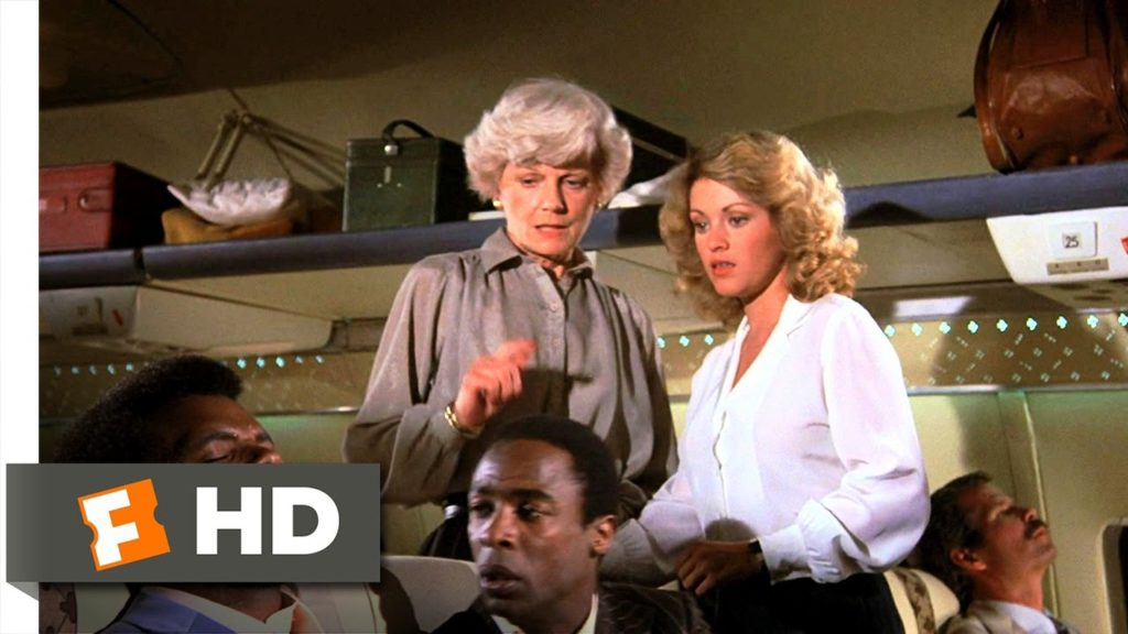 I Speak Jive – Airplane! (5/10) Movie CLIP (1980) HD