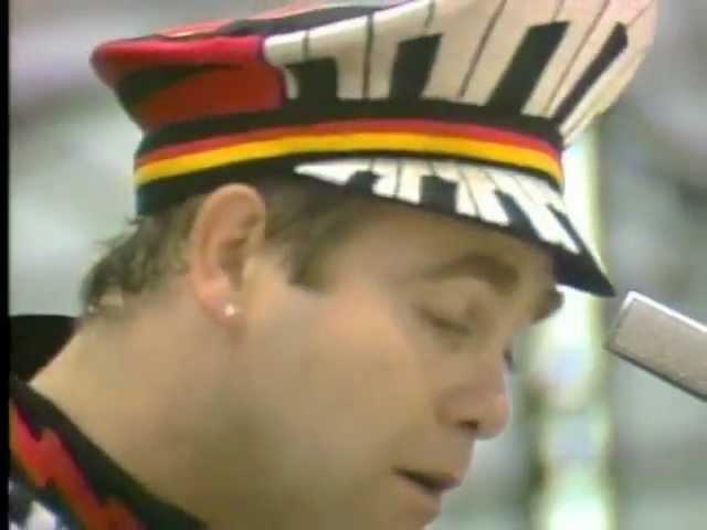 Elton John – Imagine (Central Park 1980)