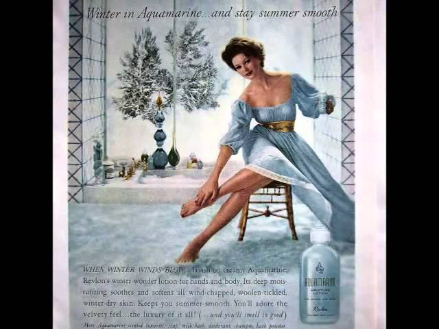 Vintage Advertisements Of The 50s and 60s